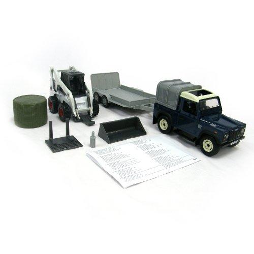tomy-big-farm-42919-vehicule-miniature-coffret-land-rover-remorque-et-chargeuse-compact-bobcat
