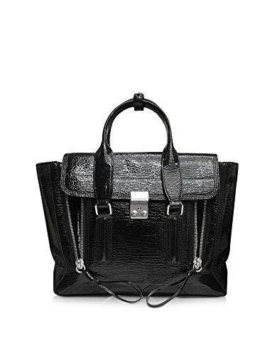 phillip-lim-sac-a-main-pour-femme-noir-schwarz-marke-grosse-noir-schwarz-marke-grosse-uni