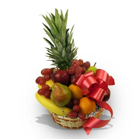 Pineapple Gourmet Gift Basket