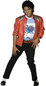 Michael Jackson Beat It Jacket Adult Costume Size: Large