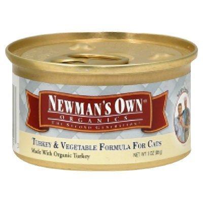 Cat Canned Turkey Veggie -