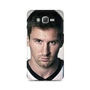 Ebby Messi Premium Printed Case For Samsung J1 2016 Version