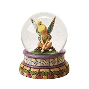 Disney Traditions by Jim Shore 4015349 Tinker Bell Waterball 65mm from Enesco
