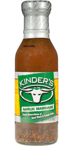 Kinder'S Garlic Marinade