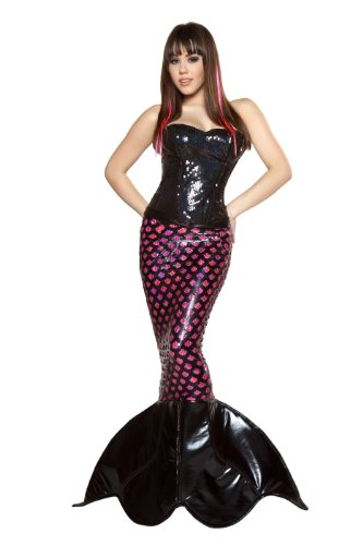 Roma Costume 2 Piece Sexy Sea Siren Costume