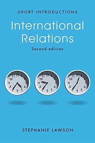 International Relations (Polity Short Introductions)