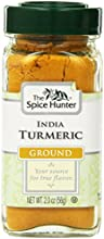 The Spice Hunter India Turmeric Ground 2 Ounce Pack of 6