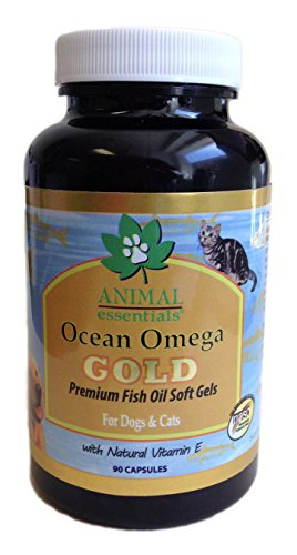 Animal Essentials Ocean Omega Gold For Dogs and Cats - 90 Ct (Animal Omega compare prices)
