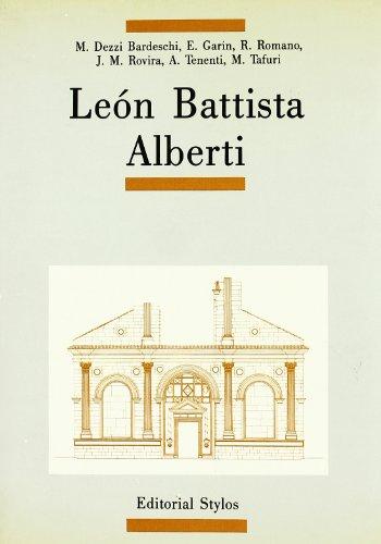 León battista alberti (Arquit. Estudios Criticos)