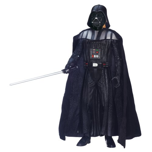 Star Wars Ultimate Action Figura With Sound Darth Vader 35 Cm English Version Hasbro
