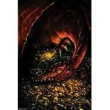 Smaug Desolation Poster