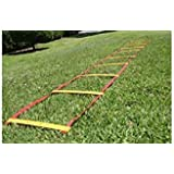Onefitwonder 13 Ft Agility Ladder For Speed Soccer Feet Training Football Sports Fitness Exercise