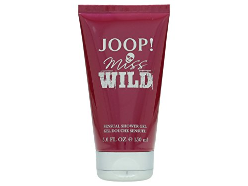 Joop! Miss Wild Sensual Gel Doccia, Donna, 150 ml
