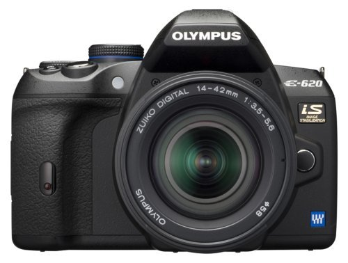 Olympus E-620 (with 14-42mm and 40-150mm Lenses)