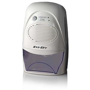 Eva-Dry Edv-2200 Mid-Size Dehumidifier