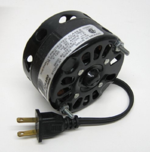 Packard 3 3 Inch Diameter Vent Fan Motor Direct