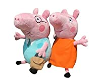 Peppa Pig Toys Daddy Pig and Mummy Pi…