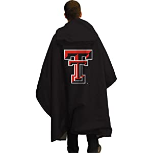 Coleman Texas Tech Red Raiders NCAA 3 in 1 All-Weather Tailgate Seat and Poncho... by Coleman