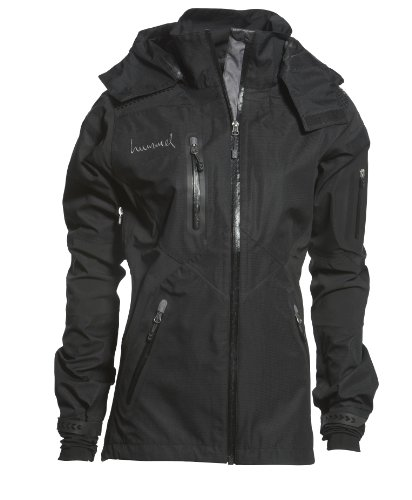 Hummel Corporate 3 Layer Jacket Women's Coat - Black, X-Large