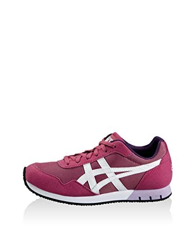 Asics Sneaker Curreo Gs magenta/weiß
