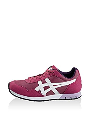 Asics Zapatillas Curreo Gs (Magenta / Blanco)