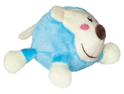 Dogit Luvz Plush Bouncy Toy, Bear, Small