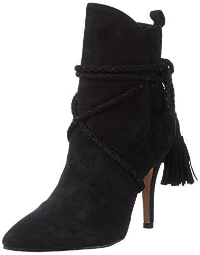 SchutzWarrior - Stivaletti Donna, colore nero (nero), taglia 38 EU(USA 7.5B)