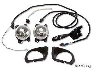 06-10 Chrysler Pt Cruiser Fog light lights kit NEW OEM