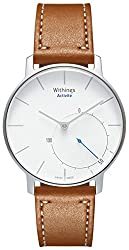 Withings Activite Sapphire Activity, Swimming and Sleep Tracking Watch (Silver)