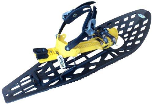 MORPHO Herren Schneeschuhe Supertrimalp Light Schneeschuhe mit doppelter Fußgelenk-Schnalle ohne Polstereinlage