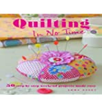 [QUILTING IN NO TIME] by (Author)Hardy, Emma on Feb-01-09