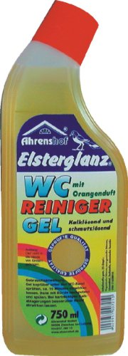 Elsterglanz WC-Reiniger Gel 750 ml