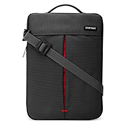 Magideal Laptop Sleeve Carry Bag Cover w/ Shoulder Strap for Macbook air pro 11