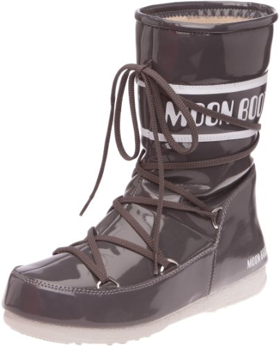Moon Boot, Moon Boot W.E. P.Jump.Mid, Stivali, Donna, (Antracite 015), 38