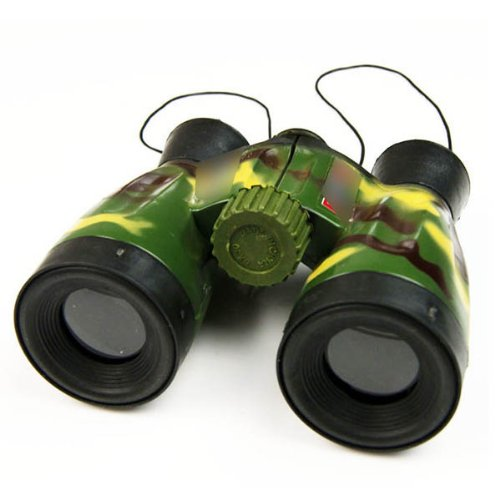 Huntgold Camouflage Binocular Telescope Children Outdoor Exploration Of Educational Toy