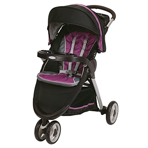 2015-Graco-Fastaction-Fold-Sport-Stroller-Click-Connect-Stroller-Nyssa