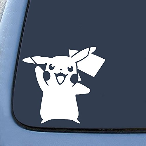 BargainMax Pokemon Pikachu Card Game Sticker