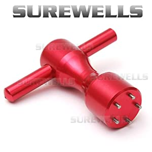 SureWells Weight Wrench Tool for titleist Scotty Cameron California Newport Kombi Putter