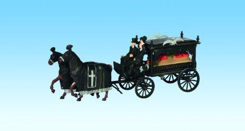 HO Horse-drawn Hearse (Hearse Model compare prices)