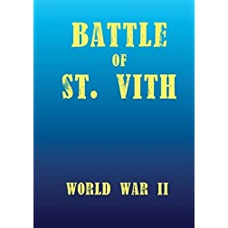 Battle of St.Vith