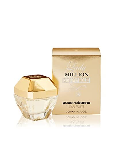 Paco Rabanne Eau de Toilette Mujer Lady Million Eau My Gold! 30 ml