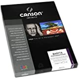 Canson Infinity Baryta Photographique, 310gsm, A4 25 sheets