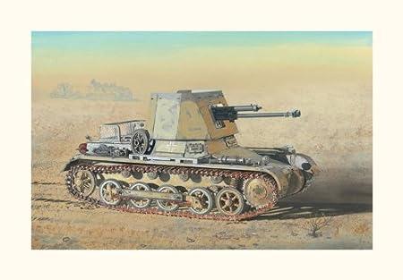 Dragon - D6230 - Maquette - Panzerjager I - Echelle 1:35