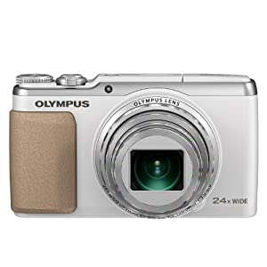 OLYMPUS デジタルカメラ STYLUS SH-50 1600万画素裏面照射型CMOS 光学24倍ズーム 広角26mm SH-50