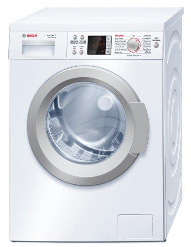 Bosch WAQ284A1 Waschmaschine Frontlader / A+++ AB / 1400 UpM / 7 kg / 1.05 kWh / Weiß / AquaStopp / AntiVibration Design