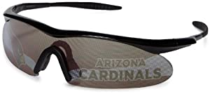 NFL Arizona Cardinals ANSI Rated UV Protection Camovision Sunglasses by EyeXtras