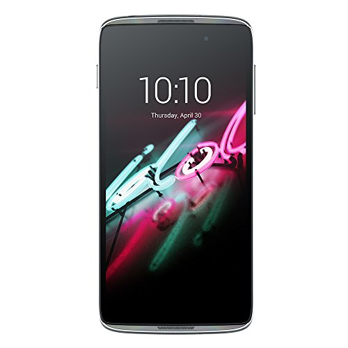 ALCATEL OneTouch Idol 3 Global Unlocked 4G LTE Smartphone, 4.7 HD IPS Display, 16GB (GSM - US Warranty)