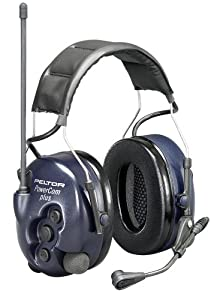 3M Peltor MT53H7A4610 PowerCom Plus 2-Way Radio Hearing Protector by Peltor