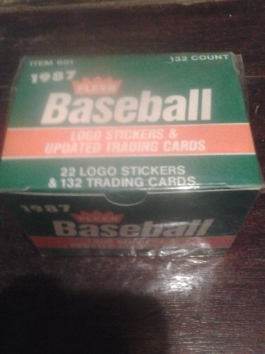 1987 Fleer Update Set - 1