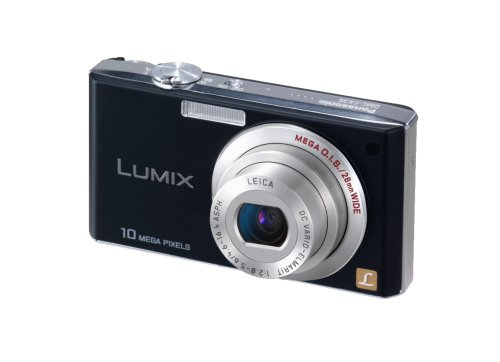 Panasonic Lumix DMC-FX35 is the Best Ultra Compact Digital Camera Overall Under $250